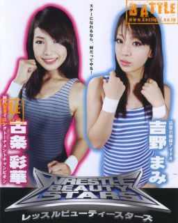 2013 Female Women Ladies Wrestling Japanese Pro Ring 52 Minutes DVD