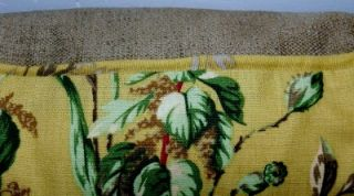 Scalamandre Edwins Covey Mustard Velvet Cushion Pillow Cover Free