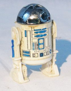 Vintage Star Wars R2 D2 Droid Action Figure Taiwan Coo