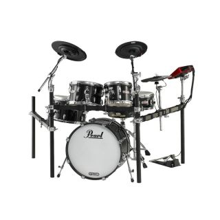Pearl e Pro Live Electronic Drum Set with Plastic Cymbals, ePro Kit