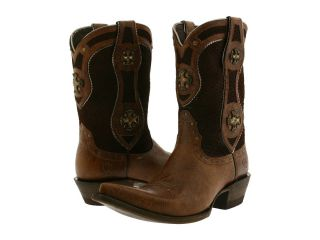 Ariat Desperado Womens Boots Dry Creek Brown Scale Brown Leather 8 5