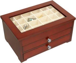 Jewelry Earring Organizer Storage Holder Rack Case Box for Ear Rings