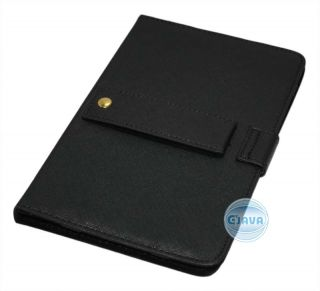 Leather Case Skin Cover Protector for 7 eBook Reader Tablet PC