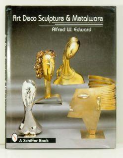 Art Deco Sculpture Metalware Bauhaus Brandt WMF More Metal Work Design