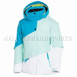 Rossignol Girl Fire Girl's Insulated Jacket 2012
