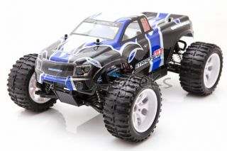 Item No MV12603   Maverick Strada MT Evo Electric Monster Truck