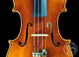 Build 057 Guarneri Del Gesu Lord Wilton Violin Ultra Edition