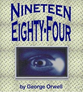 nineteen eighty four 2 essay Bhp 213 text and context: george orwell's nineteen eighty-four spring 2009 prof pamela brown and arlene wilner thursday evening, 6:30-9:30 contemporary discussions of politics, journalism, and social issues regularly reflect the.