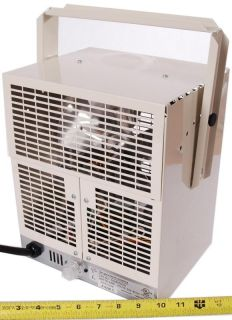 Electric Garage Shop Utility Unit BTU Heater 4000 w Heaters New
