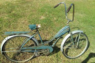 Vintage Bicycle Huffy El Dorado