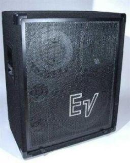Electrovoice EV S1503ER 3way Full Range Speaker New