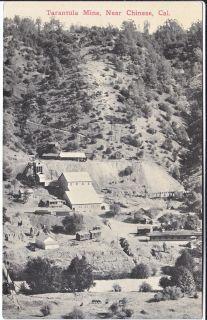 Chinese Camp CA Gold Mine Tuolumne Co Modesto Sonora Jamestown