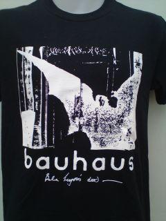Bauhaus T Shirt Bela Lugosi Joy Division Neubauten