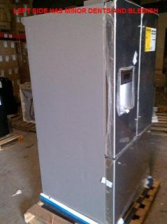 B26FT70SNS 25 9 CU ft Stainless Steel French Door Refrigerator