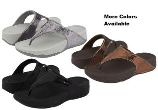 FitFlop Electra Womens Thong Sandal Shoes All Sizes