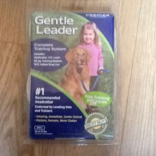 Leader Complete Dog Training System Leash headcollar w DVD Great Buy