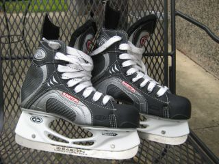 Easton Brand Boys Hockey Style Ice Skates