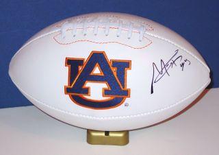 Michael Dyer Signed Auto Auburn Tigers Football w COA