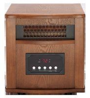 New Dynamic Infrared Quartz Heater Model 1500