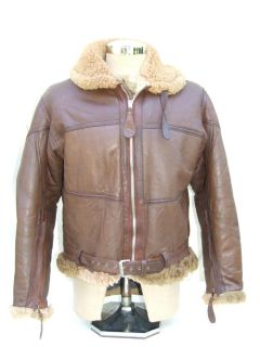 WW II Irvin Flying Jacket