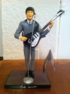 John Lennon Figure Figurine The Beatles Ed Sullivan