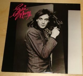Eddie Money Self Titled Wolfgang Columbia Record LP 1977 Rock Roll