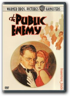 Enemy DVD New James Cagney, Jean Harlow, Edward Woods, Joan Blondell