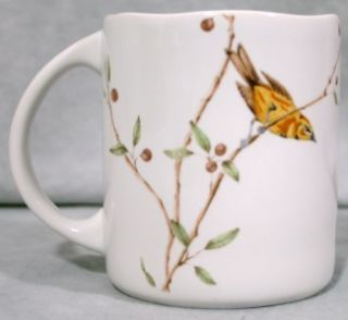 222 Fifth Early Bird Fine China Coffee Mug/Cup
