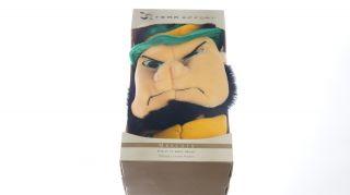 New Team Effort Notre Dame Mascot Golf Driver Headcover I