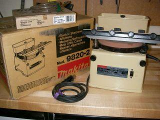Makita Electric Blade Sharpener