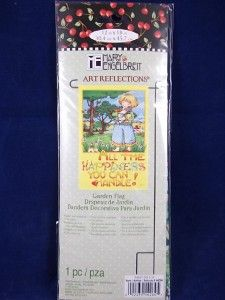Mary Engelbreit All The Happiness You Can Handle Decorative Garden