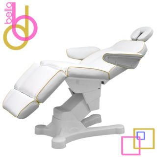 Electric Hydraulic Salon Facial Bed Massage Table Spa Equipment Chair