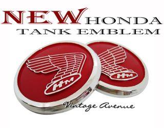 Gorilla Monkey Z50J Z50 J Fuel Tank Emblem 1pair Dia 63mm KR