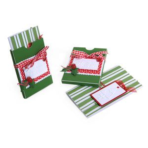 Sizzix Textured Impressions Embossing Folders 4pk Winter Set 2 NIP
