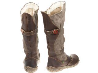 El Naturalista Nido Prado Womens Suede Knee High Boots