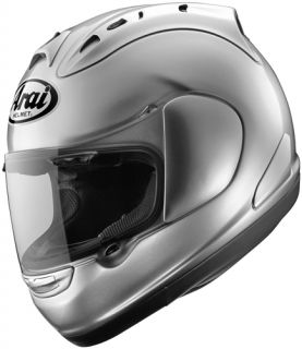 Aluminum Silver Motorcycle Full Face Riding Helmet Large 31 Off