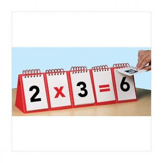 Educational Insights Math Facts Modular Flip Charts