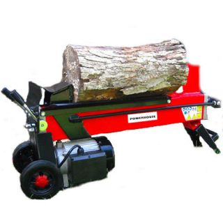 New Powerhouse 7 Ton Horizontal Electric Log Splitter
