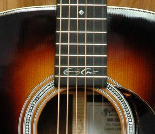 Martin Guitar 000 28M SB Eric Clapton   Carpathian Spruce, Madagascar