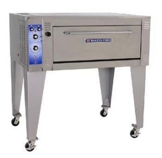 Bakers Pride Electric 2 Deck Pizza Oven 55 Wide New