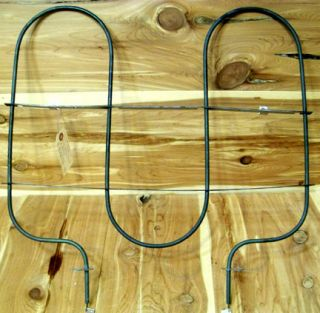 Glasstop Electric Range Broiler Heating Element 814431