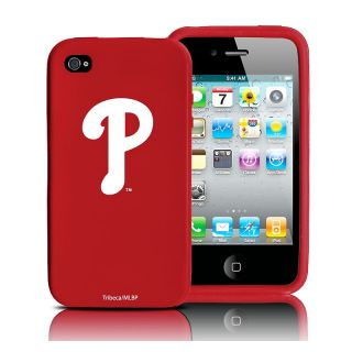 Philadelphia Phillies MLB Philadelphia Phillies iPhone 4 Silicone Case