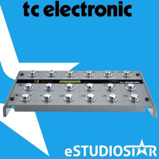 TC ELECTRONIC G SYSTEM GSYSTEM GUITAR EFFECT PEDAL CONTROLLER