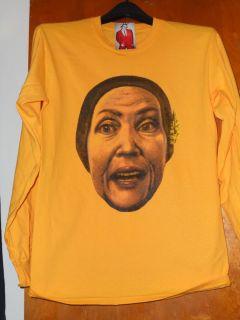 Little Edie Grey Gardens T shirt STAUNCH L S