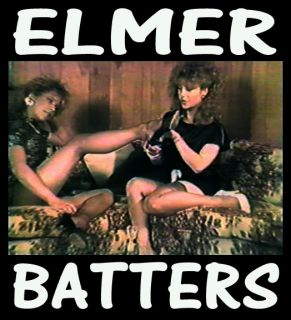 Elmer Batters DVDs 4 Disc Set Leg Show Video Collection