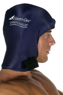 Hot Cold Cranial Head Cap Hat Migraine Headache Pain