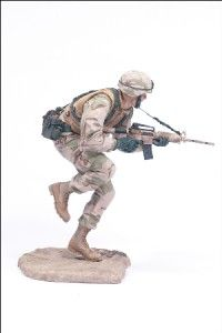 McFarlane Air Force Special Operations Military Figure