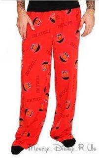 Sesame Street Tickle Me Elmo Pajama Lounge Pants Small