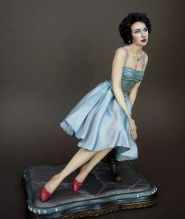 Faery Faerie Fairie Fantasy Elizabeth Taylor by Renata Jansen