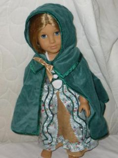Girl Pleasant Company Doll Elizabeth w Clothes Accessories